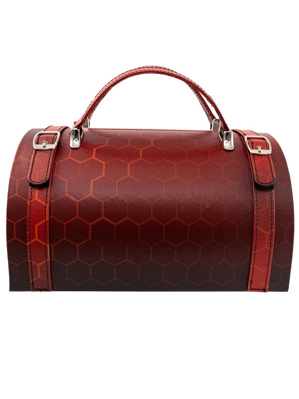 Iron Bee Limited Edition Mini Suitcase Front