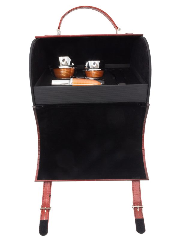 Iron Bee Limited Edition Mini Suitcase Open