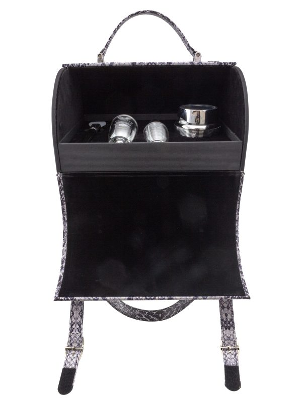 Orchard Bee Limited Edition Mini Suitcase Open