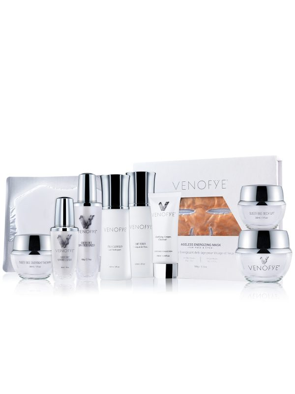 Queen Bee Collection + Ageless Energizing Mask