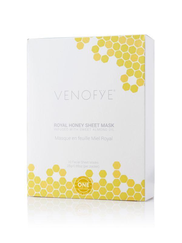 Royal Honey Sheet Mask packaging