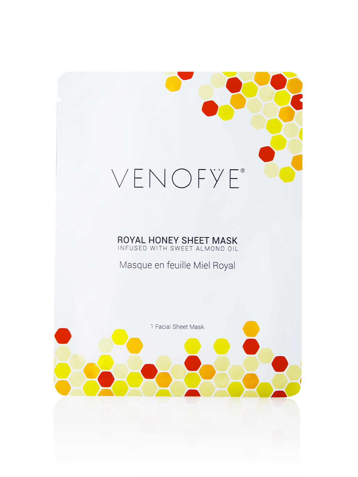 Royal Honey Sheet Mask sheet