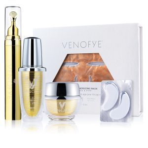 Royal Jelly Bee Eye Collection + Ageless Energizing Mask