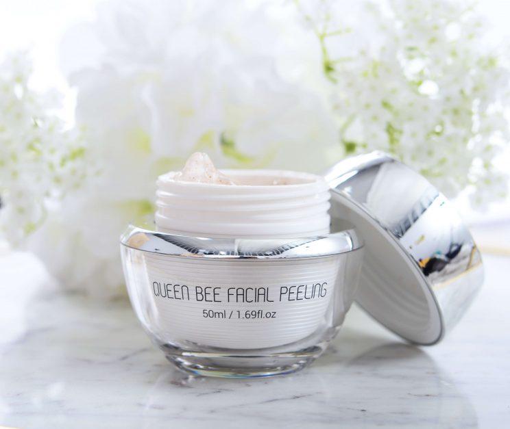 Queen Bee Facial Peeling