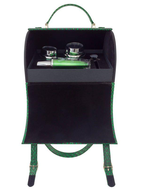 Venofye Apitoxin Limited Edition Mini Suitcase Open