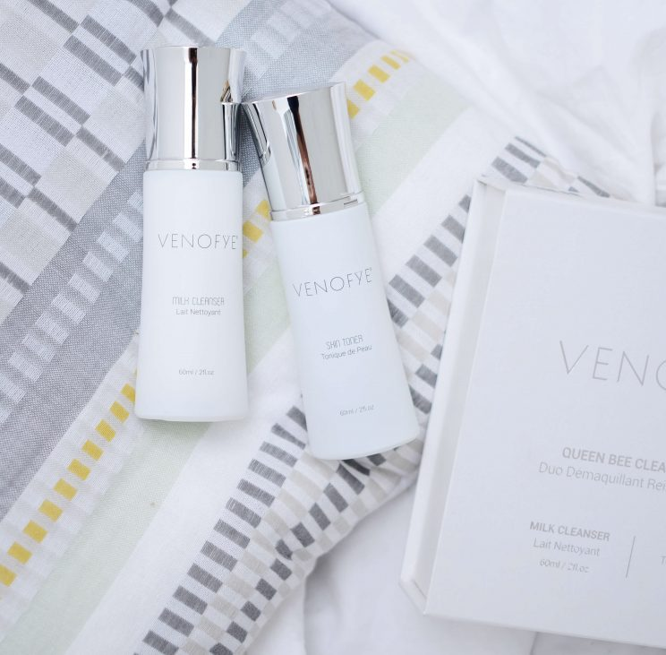 Venofye Cleanser and toner