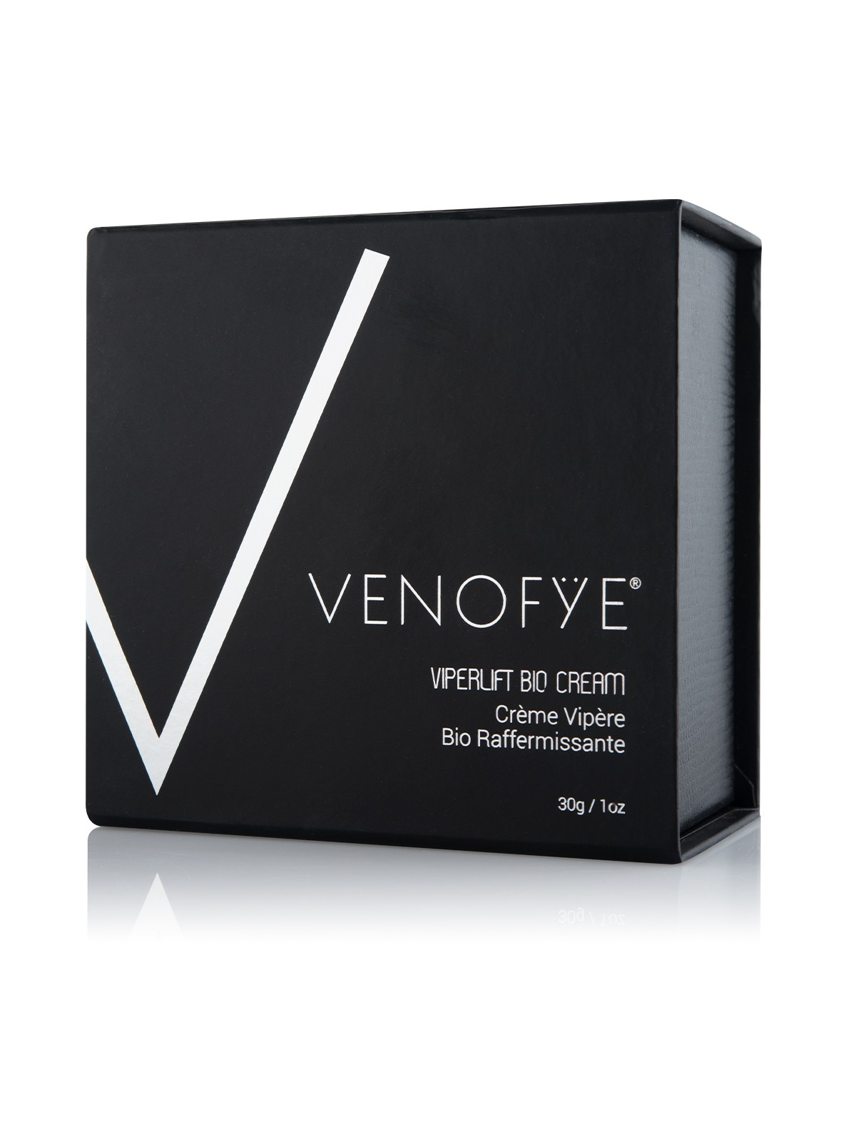 ViperLift Bio Cream in its case